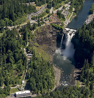 Snoqualmie Falls Hydroelectric Project