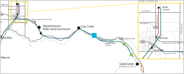 Pierce - Crystal – Greenwater area electric system improvement projects